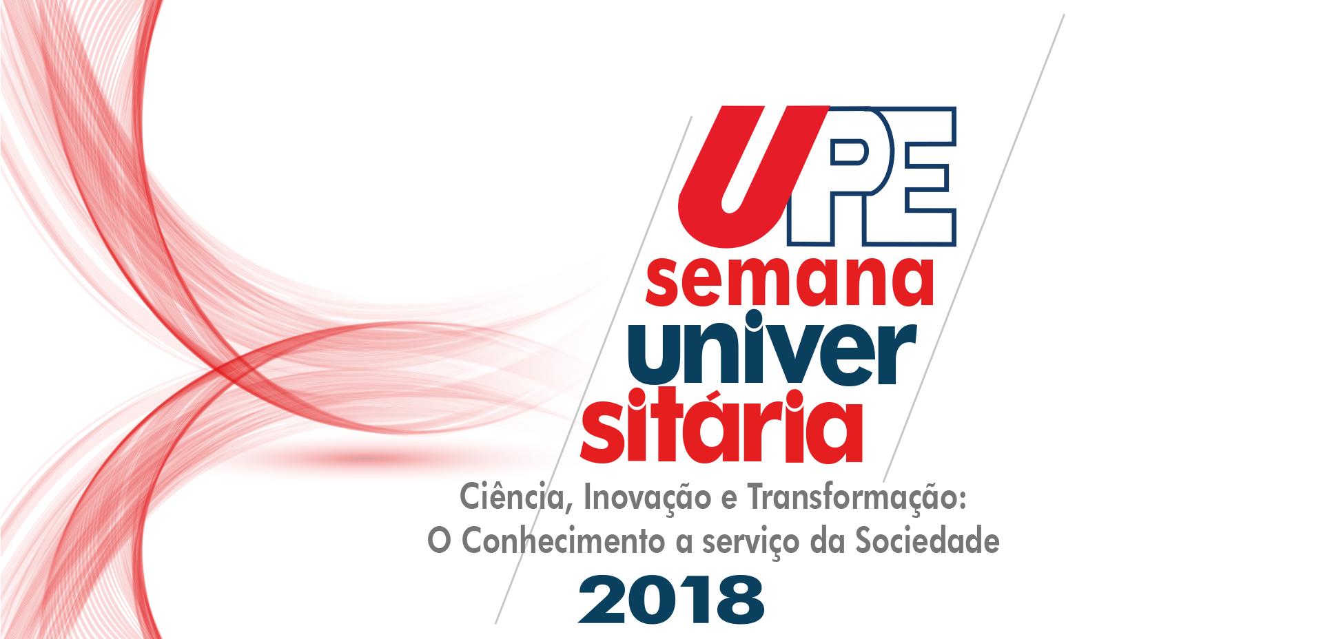 Marca Semana Universitária 2018