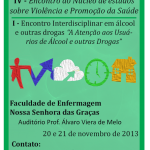 CARTAZ evento nevupe2013